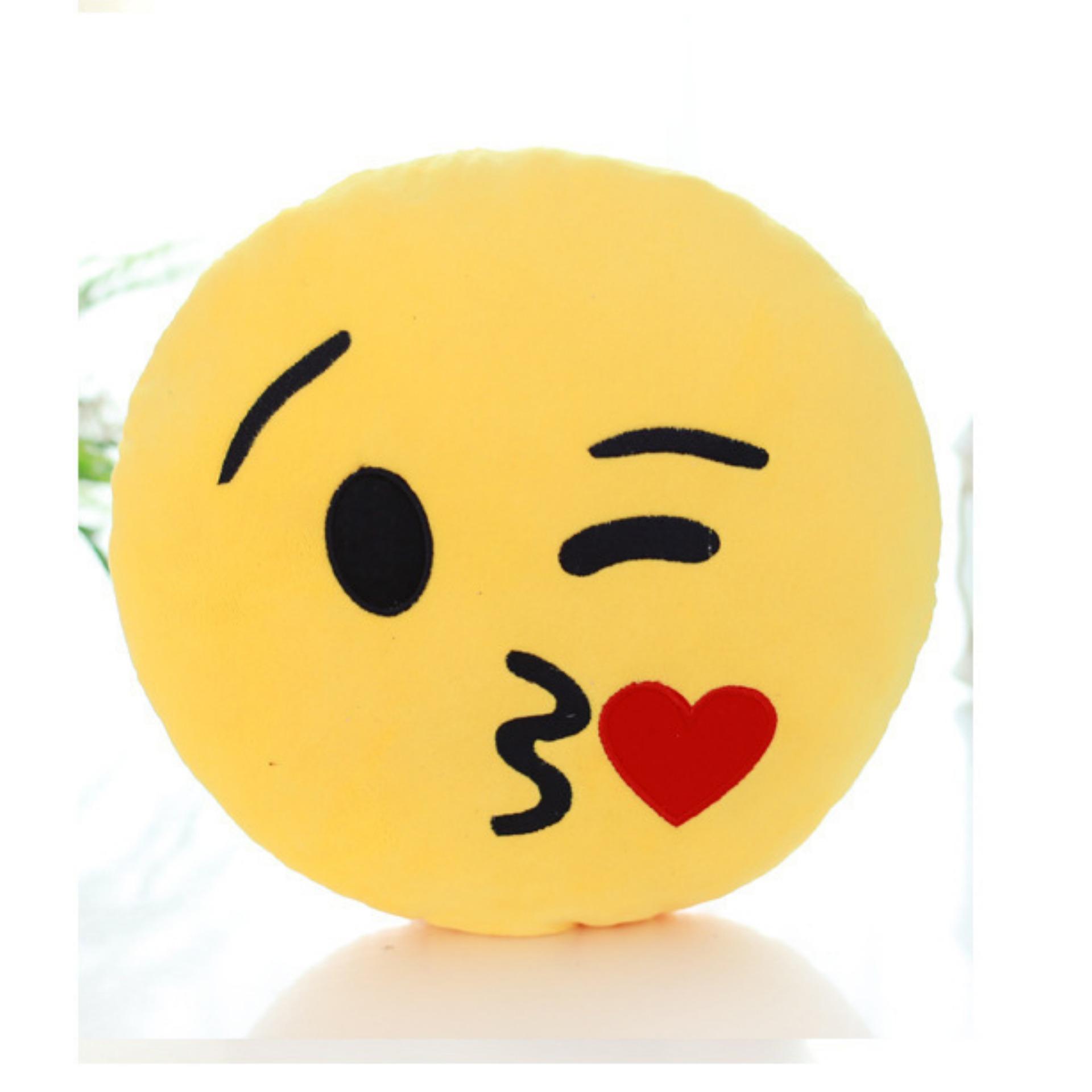 Gối quà tặng MinHi – Gối mặt cười tình yêu