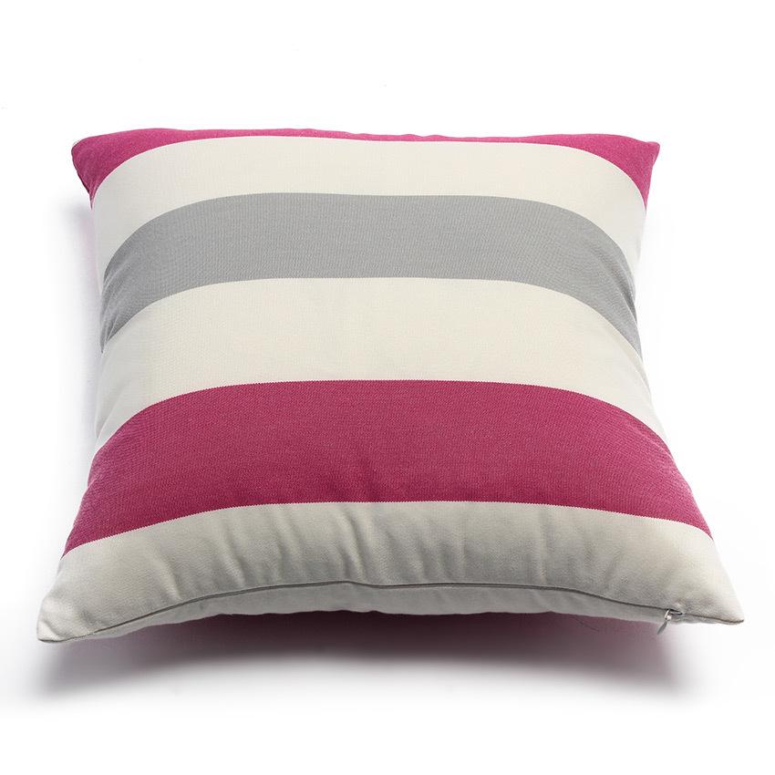 Nơi Bán Gối trang trí sofa Soft Decor 40SH 40x40x15cm (Hồng)