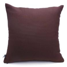 Gối trang trí Soft Decor 40T36-32 40x40x15cm (Nâu)