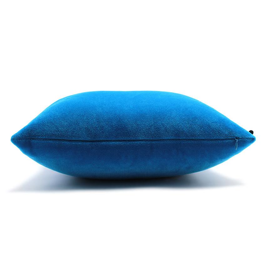 Gối trang trí sofa Soft Decor 50NXD 50x50x15cm (Xanh dương)