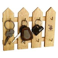 Hàng rào treo chìa khóa Gỗ Đức Thành 45231