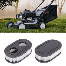 Hanyu Lawn Mower Air Filter Lawnmower Garden Supply Replacement Home Accessories Tool (Black) - intl