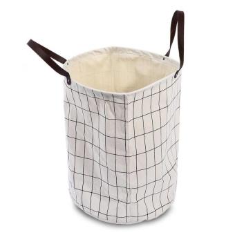 HappyLife Large Geometric Kids Toy Clothes Storage Bag Basket Homeorganizer - intl