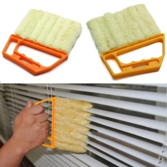 Giảm giá HappyLife Microfibre Brush Window Air Conditioner Duster Dirt Cleaner Homecleaning Tool - intl mới nhất - Giá chỉ 163.296đ