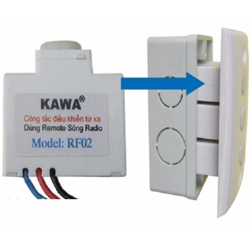 Bảng giá Mua Hạt công tắc điều khiển từ xa sóng radio Kawa RF02