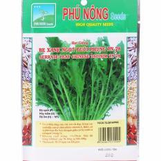 Hạt giống cải bẹ xanh ngọt đuôi phụng PN-28 - 20g