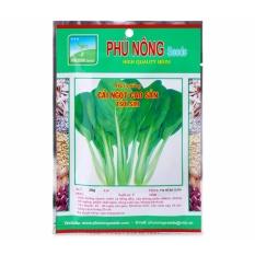 Hạt giống cải ngọt cao sản Phú Nông - gói 20g