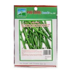 Hạt giống đậu cove trắng dạng bụi PN-03 - 10g