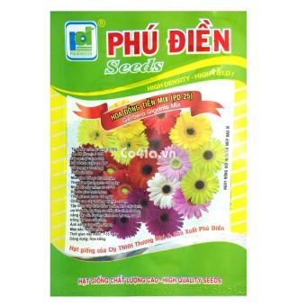 Hạt giống hoa Đồng tiền mix (PD.25)