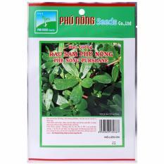 Hạt giống rau sam Phú Nông – 2g