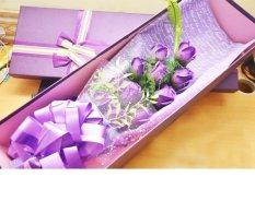 Hoa hồng bất tử (11 bông- đủ màu)