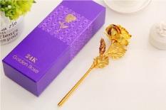 Cửa hàng bán Hoa hồng mạ vàng 24k