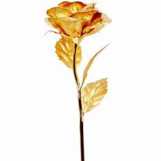 Hoa hồng mạ vàng 24k (Vàng)