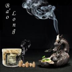 """Nơi nào bán Trầm hương đốt đỉnh """"Bảo Long"""" Thơm Tinh Khiết Từ Gỗ Đàn Hương (Hộp 40 nụ)"""