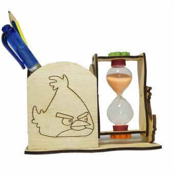 Hộp cắm bút Angry Birds