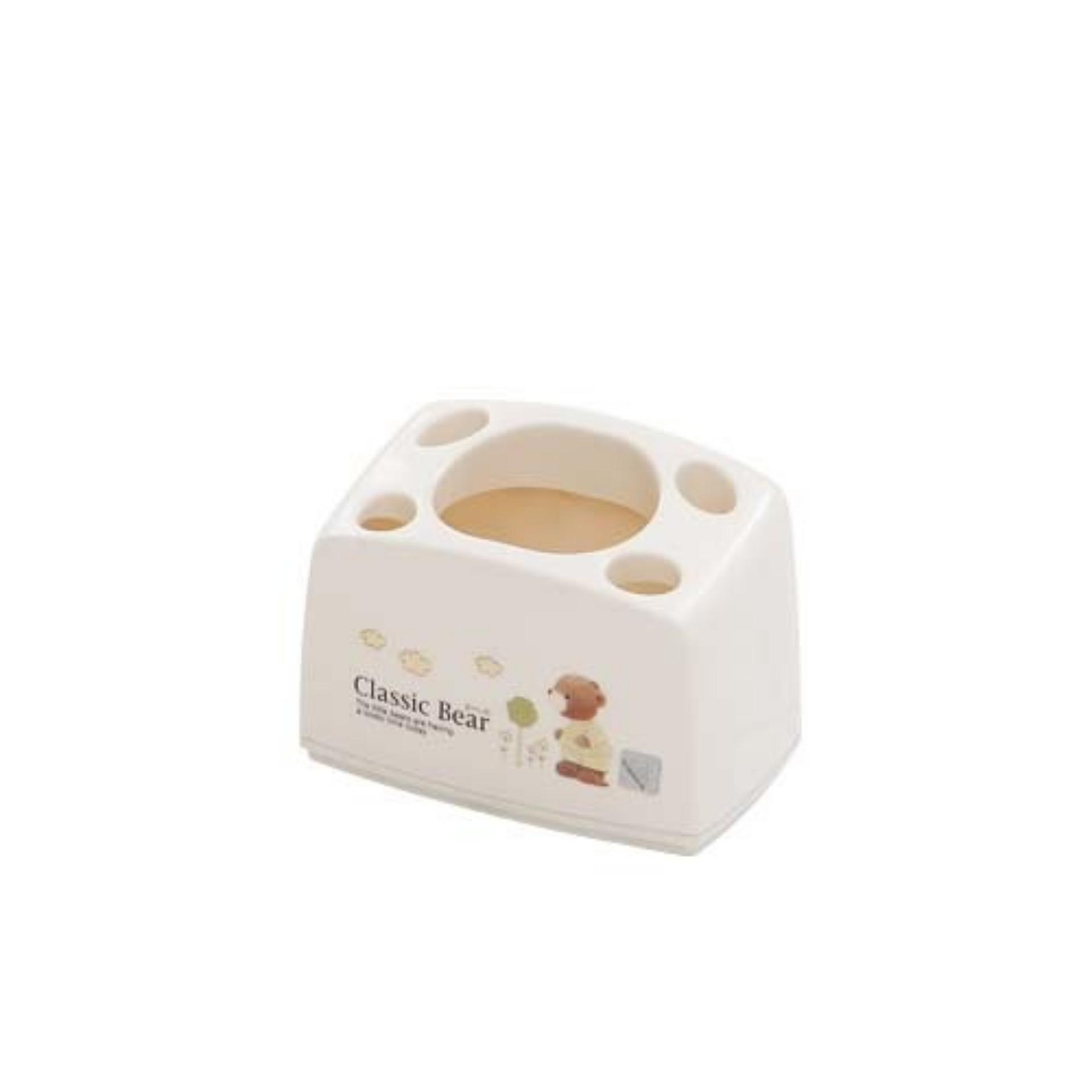 Hộp đựng bàn chải, kem đánh răng (Hình gấu) – CS01246