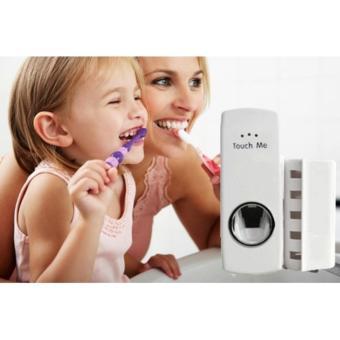 Hộp đựng bàn chải và nhả kem đánh răng tự động Touch Me - 8523145 , OE680HLAA6PFGXVNAMZ-12329656 , 224_OE680HLAA6PFGXVNAMZ-12329656 , 99000 , Hop-dung-ban-chai-va-nha-kem-danh-rang-tu-dong-Touch-Me-224_OE680HLAA6PFGXVNAMZ-12329656 , lazada.vn , Hộp đựng bàn chải và nhả kem đánh răng tự động Touch Me