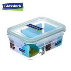 Hộp đựng thực phẩm 2 ngăn Glasslock MCRK-100 dung tích 1000ml