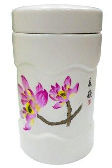 Hộp đựng trà hoa sen Vietnam Souvenir