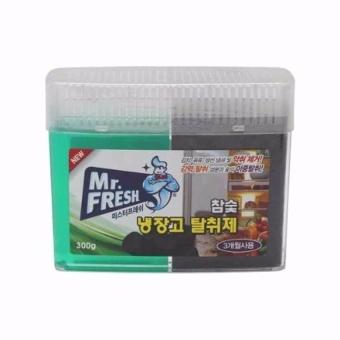 Hộp Gel khử khuẩn tủ lạnh than hoạt tính Mr Fresh 300g TTS Store