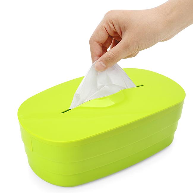 Hộp nhựa đựng khăn giấy Tashuan TS-5299