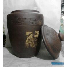 Hũ gạo phong thủy Bát Tràng 10 kg