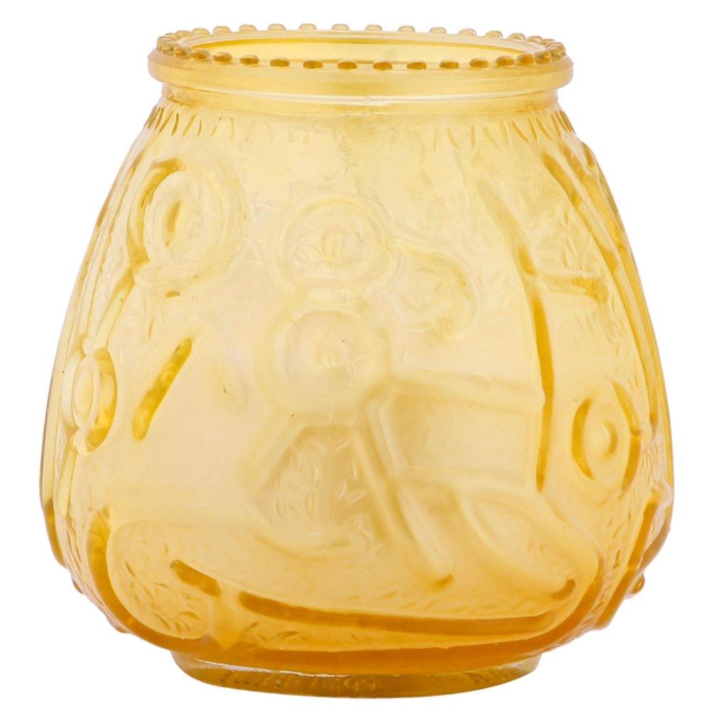 Chỗ nào bán Hũ nến thơm hình búp sen NQM FtraMart (Vàng).