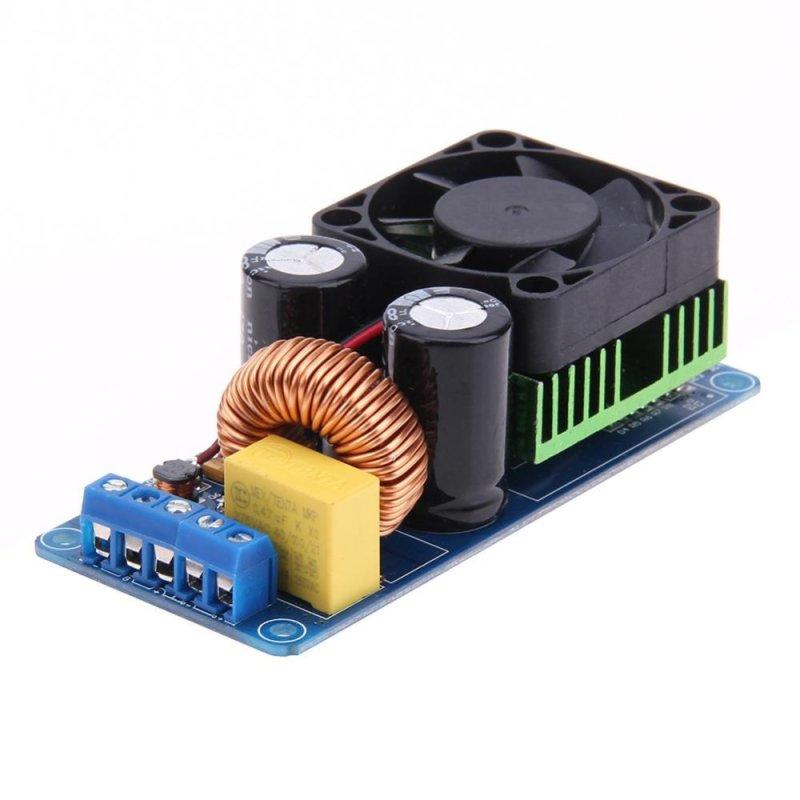 Bảng giá Mua IRS2092S 500W Mono Channel Digital Class D HIFI Power Amplifier Board - intl