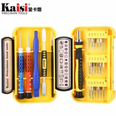 Kaisi 24 In 1 Precision Cell Phone Home Appliances Repair Screwdrivers Tweezers - intl