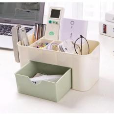 Kệ để đồ dùng văn phòng tiện ích (có ngăn kéo nhỏ ) LX22