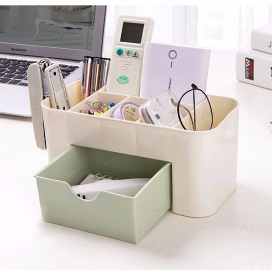 Kệ để đồ dùng văn phòng tiện ích ( có ngăn kéo nhỏ ) LX22