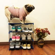 Cách mua Kệ để giày dép 4 tầng Chefman CM214