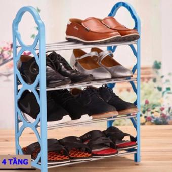 Kệ để giày, dép 4 tầng đa năng