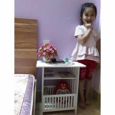 Multipurpose Universal Shelf with Shelf (bedside cabinet)
