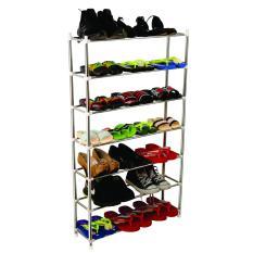 Prota Kệ Inox để giày dép Siêu bền 7 Tầng CB-016