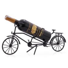Kệ rượu hình xe đạp chở rượu Eden Living EDL-R019