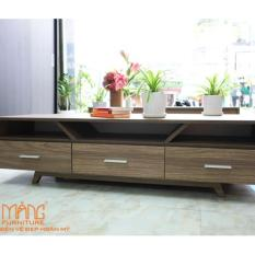 Kệ tivi Măng KTV005-1500 Xám vân gỗ