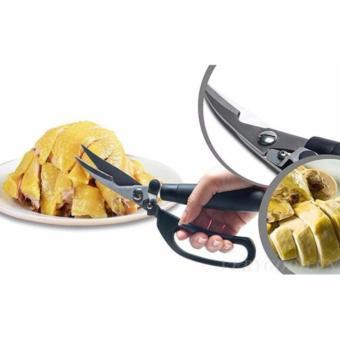 Kéo cắt gà vịt Smartbuy Siêu sắc (Thép không gỉ)