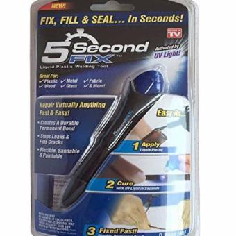 Keo dán 5 giây dính tất cả Second Fix (Đen)