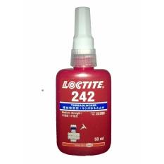 Keo khóa ren Loctite 242 bulông, ốc vít - chai 50ml