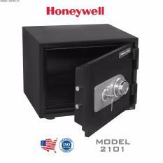 Két sắt chống cháy, chống nước Honeywell 2101 khoá cơ ( Mỹ )
