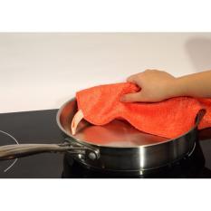 Bộ 2 Khăn nhà bếp – Lau dầu mỡ mà không cần dùng đến chất tẩy rửa
