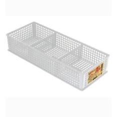 Cửa hàng bán Khay đựng vật dụng chia ngăn dạng lưới (màu trắng) – Hàng nhập khẩu Nhật Bản