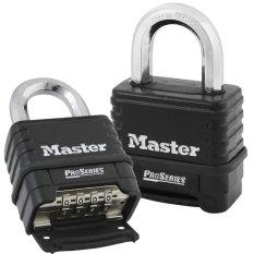 Khóa chống cắt Master Lock 1178 (Đen)