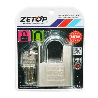Khóa thông thường chống cắt ZETOP TA1-60H (Bạc)