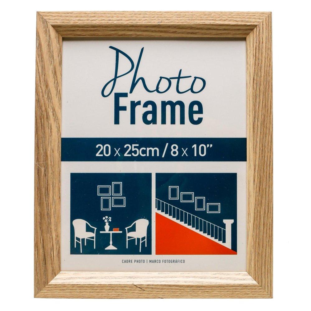 Bảng Giá Khung ảnh gỗ sồi 20×25 cm UBL GF0167