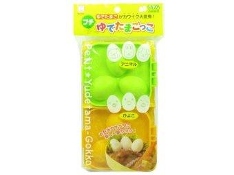Khuôn bánh tạo hình trứng luộc Kokubo 21x10x2.5cm