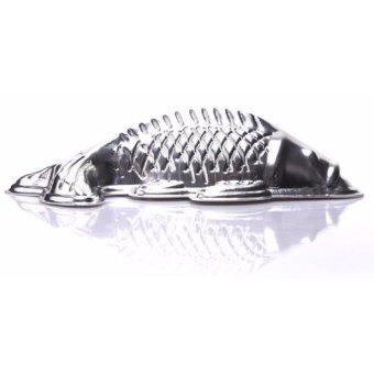 Khuôn nhôm trung thu hình con cá chép nhỏ - 5