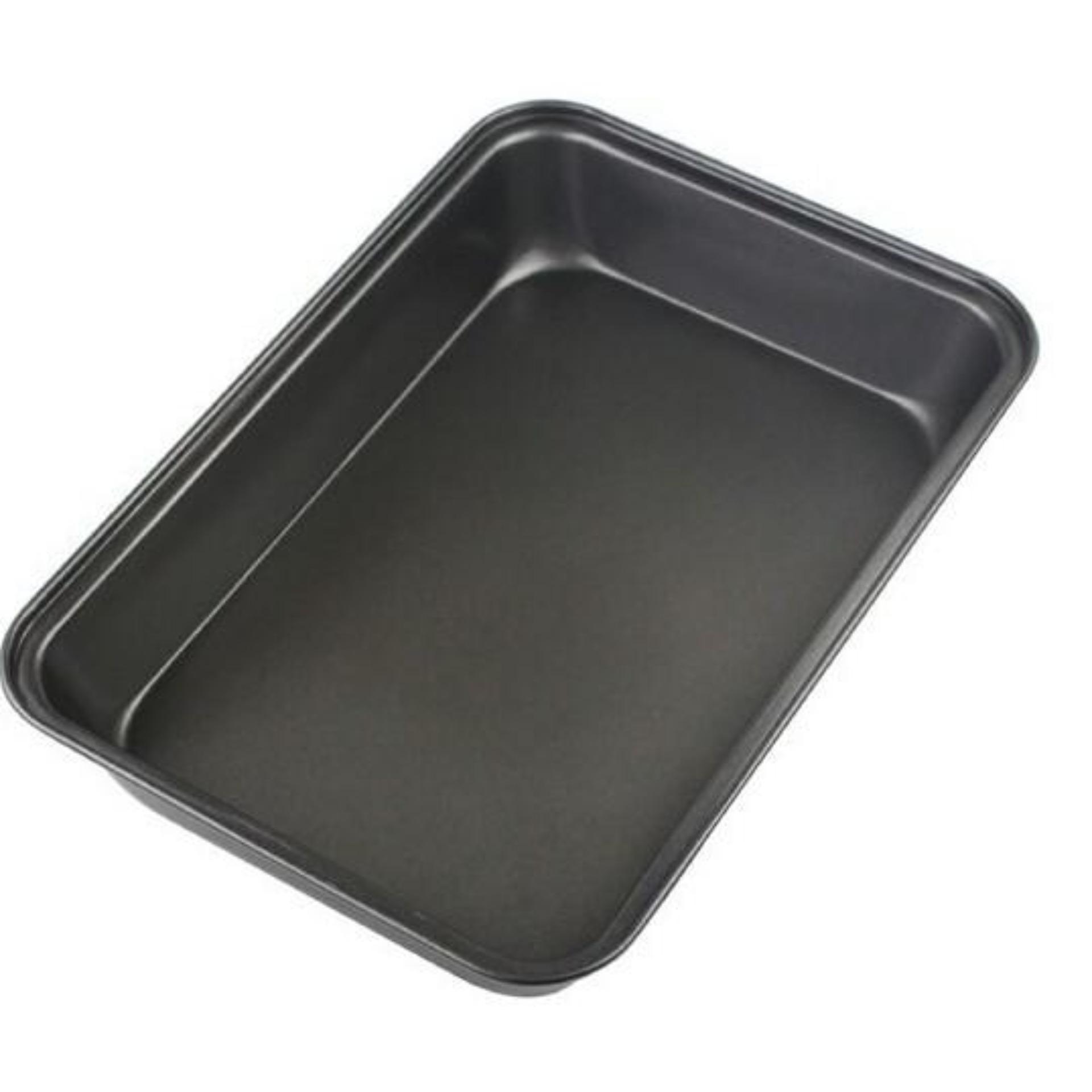 Khuôn nướng bánh chống dính hình chữ nhật HT5010