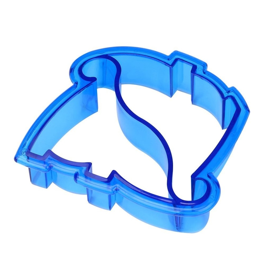 Hình ảnh Kids DIY Lunch Sandwich Toast Cookies Mold Cake Bread Biscuit Food Cutter Mould - intl